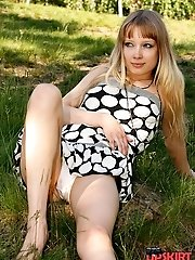 12 pictures - Upskirt babes do not hide their sex in voyeur upskirt free photo gallery from UpskirtCollection.com